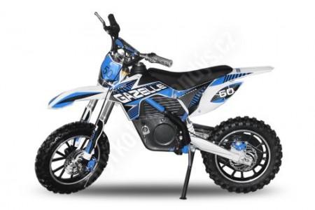 minicross eco gazelle 500w 24v modra